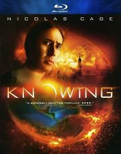 Knowing (2010, Blu-ray NEUF)