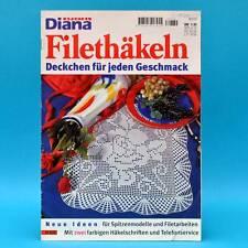 Diana-Spezial   Filethäkeln   D 332   Deckchen für jeden Geschmack