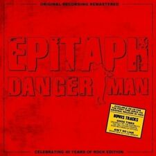 EPITAPH - Danger Man  [Re-Release] CD