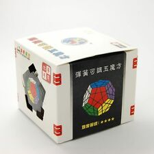 US Sell Shengshou Megaminx Speed Puzzle Cube Chirdren Educational Toy Black