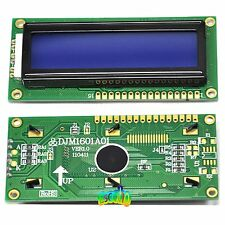 1601 16x1 Character LCD Display Module For Arduino