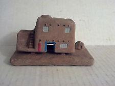 Santa Fe Pueblo Pottery Incense Burner