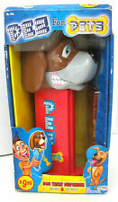 """8"""" XL Pez For Pets Collectible Dog Treat Dispenser Beagle Teeth Showing New NIB"""
