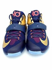 NIKE KD 7 VII PREMIUM GOLD MEDAL USA MENS SIZE 13 100% AUTHENTIC