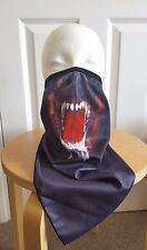 Rottweiler vampire dog Mask Balaclava Motorcyclists Fancy dress Scary Halloween
