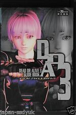 JAPAN Dead or Alive 3 / DOA3 Guide Book