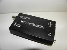 ISCAN Inc. Eye camera control unit Remote eye imaging and head mounted