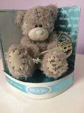 Me To You 18th Birthday Bear Perfect For Gift In Original Packaging