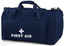 FIRST AID Navy Holdall/Work Bag Paramedic Ambulance Medic St John - 2 Free Pens