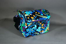Vera Bradley Stay Cooler Lunch Box Midnight Blues Insulated NWT
