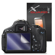 6-Pack Ultra Clear HD XtremeGuard HI-DEF Screen Protector Cover For Canon 600D