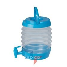 3.3 Litre Collapsible Drinks Container - Plastic Cocktail Water Picnic Camping