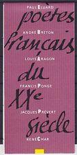 Frankreich MH 23 ** Markenheftchen Schriftsteller, Booklet, postfrisch MNH
