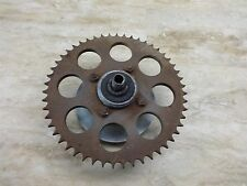 1970 suzuki ts90 honcho enduro S732~ rear sprocket hub carrier