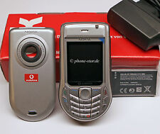 NOKIA 6630 RM-1 BUSINESS HANDY PHONE BLUETOOTH GPRS EDGE TRI-BAND KAMERA NEU NEW