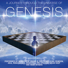 GENESIS Tribute - A Journey through the Universe of Genesis Digipak-CD (700027)