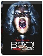 DVD - Tyler Perry's Boo! A Madea Halloween NEW DVD SEALED PRE-ORDER 1-31
