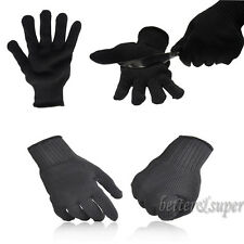 Stainless Steel Wire Knife-resistant Gloves Cut Safety Work Gloves hot sale et