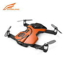 Wingsland S6 Pocket Selfie WiFi FPV Drone Quacopter With 4K HD Camera 2 battery