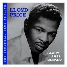 LLOYD PRICE - THE ESSENTIAL BLUE ARCHIVE:LAWDY MISS CLAWDY  CD  BLUES ROCK  NEU