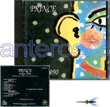 """PRINCE """"TOKYO 1990"""" RARE CD LIVE MADE IN ITALY 1991 - MINT"""