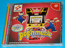 Pop'n Music - Sega Dreamcast DC - JAP