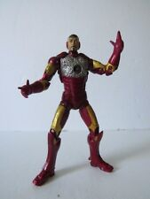 "Marvel Legends Ironman Movie snap on Armor Iron man 6"" figure custom fodder"
