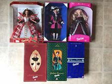 Vintage Barbie Doll Lot Of 6 New In Box