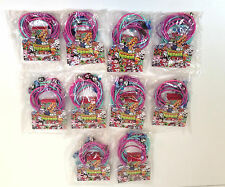 New 10 PACKS of 2 Moshi Monsters Bracelets charms party favors gift bag stuffer