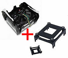 New Intel P4 Socket 478 CPU Cooling Fan and Heatsink + bracket