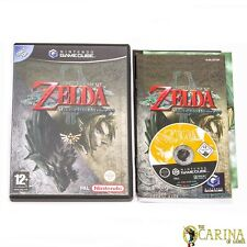 The Legend Of Zelda: Twilight Princess - Nintendo Gamecube Game & Case UK PAL
