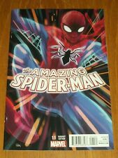 SPIDERMAN AMAZING #1.1 VARIANT MARVEL COMICS NM (9.4)