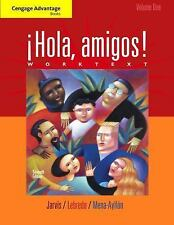 Cengage Advantage Books: Hola, amigos! Worktext Volume 1