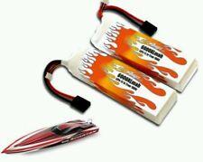 TRAXXAS Spartan  55 MPH+ m41 catermerann MaxAmps LiPo battery 6000xl 3s 11.1v