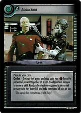 Star Trek CCG 2E Call To Arms Abduction 3R34