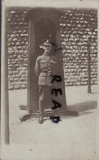 Soldier HAC Honourable Artillery Company HAC in Sentry Box Tower of London ?