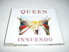 QUEEN - INNUENDO * 3 TRACK CD MAXI MADE IN HOLLAND 1991 RARE *