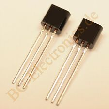 10 x 2sc1815 & 2sa1015 10 coppie 10 pair 20 transistor 150ma 400mw 50v to-92