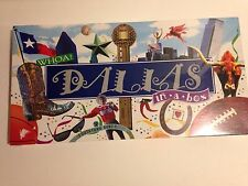 New Late for the Sky DALLAS IN-A-BOX Board Game