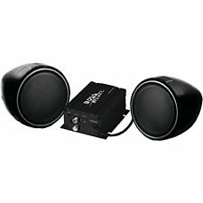 Boss Mcbk420b 2.0 Speaker System - 600 W Rms - Vehicle Mount - Wireless