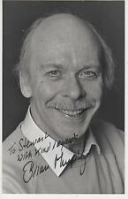 LAST OF THE SUMMER WINE - BRIAN MURPHY- SIGNED - PHOTO