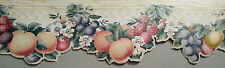 Brewster Classic Fruit Decoration   Wallpaper Border 212B10280