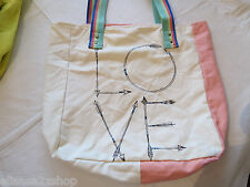 Juniors womens girls Volcom Love  beach pool bag Getaway Canvas Beach Tote NEW*^