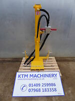 Log Splitter 2016 KTM Machinery 10 Ton Hydraulic Log splitter 12 Months Warranty