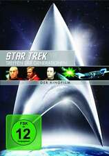 STAR TREK 7 Treffen der Generationen RAUMSCHIFF ENTERPRISE William Shatner DVD
