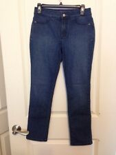 Not Your Daughter's Jeans Dark Wash Jeans Size 6P Petite NYDJ