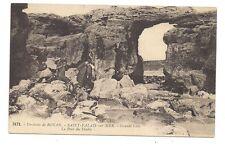environs de royan  saint-palais-sur-sur-mer  grande côte  le pont du diable