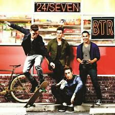 24/SEVEN - Big Time Rush (Deluxe-Edition) NEU