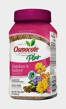 New!! Osmocote Outdoor & Indoor Plant Food For Annuals, Container Plants 1 lb.