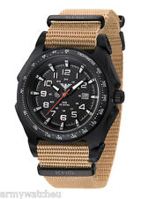 KHS Tactical Watches Sentinel Analog Date German Military Watch KHS.SEAB.NT